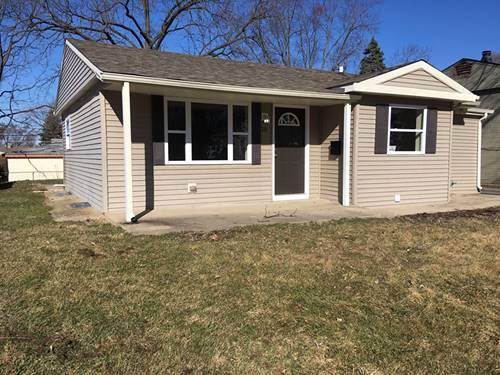 30 Birch, Carpentersville, IL 60110