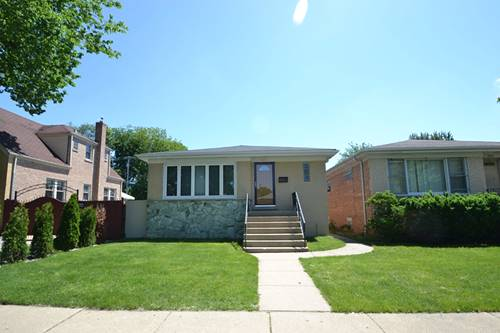 3009 N Osceola, Chicago, IL 60707 Belmont Heights