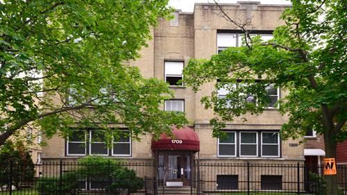 1709 W Wallen Unit 1J, Chicago, IL 60626 Rogers Park
