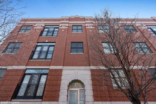 2771 W Francis Unit 206N, Chicago, IL 60647 Logan Square