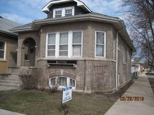 6200 W Cornelia, Chicago, IL 60634 Portage Park