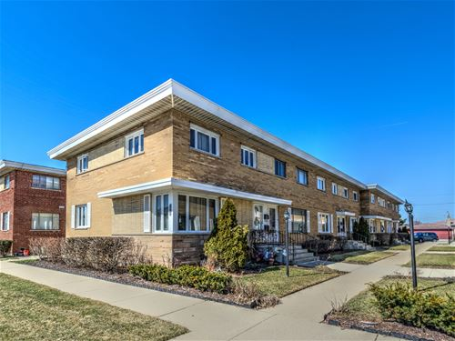 7840 W Lawrence Unit F, Norridge, IL 60706