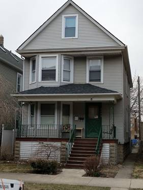 4520 N Avers, Chicago, IL 60625 Albany Park
