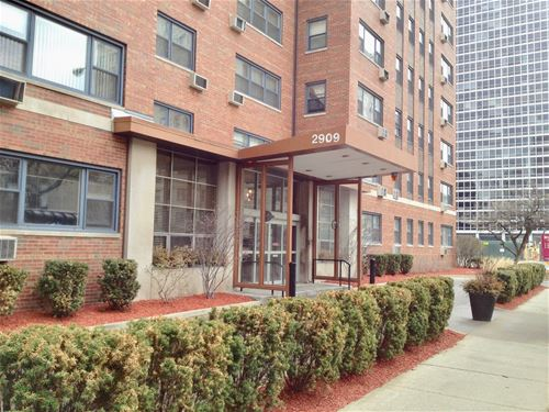 2909 N Sheridan Unit 911, Chicago, IL 60657 Lakeview