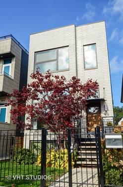 1832 W Wellington, Chicago, IL 60657 Hamlin Park