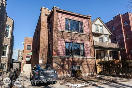 1310 W Winona Unit 2R, Chicago, IL 60640 Uptown