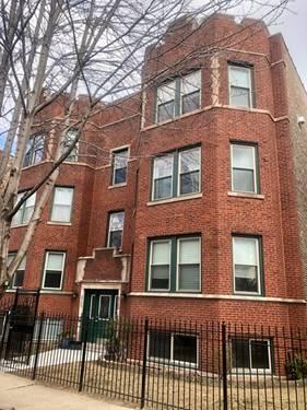 2753 N Spaulding Unit GS, Chicago, IL 60647 Logan Square