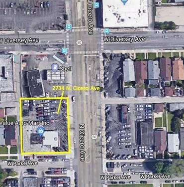 2734 N Cicero, Chicago, IL 60639 Belmont Cragin