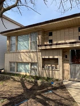7530 W Winona, Harwood Heights, IL 60706