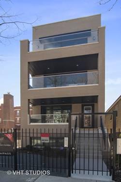 2731 W Cortez Unit 3, Chicago, IL 60622 Humboldt Park
