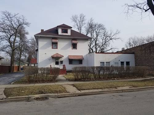 217 W 15th, Chicago Heights, IL 60411