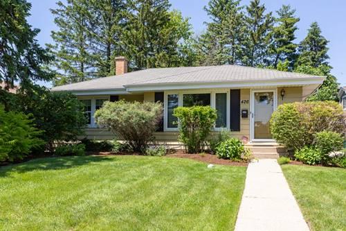426 Grant, Downers Grove, IL 60515