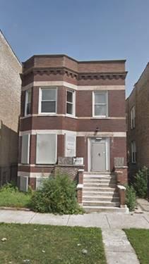 4234 W Adams, Chicago, IL 60626 West Garfield Park