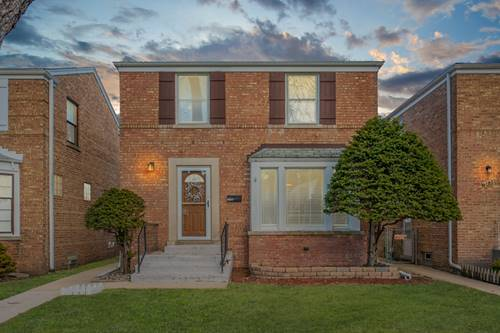 3735 N Plainfield, Chicago, IL 60634 Irving Woods