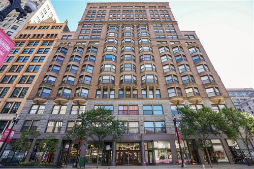 431 S Dearborn Unit 606, Chicago, IL 60605 The Loop