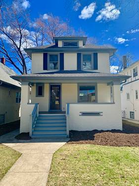 920 Home, Oak Park, IL 60304