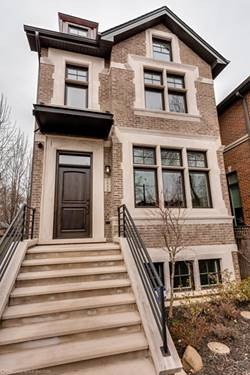 1846 W Barry, Chicago, IL 60657 Hamlin Park