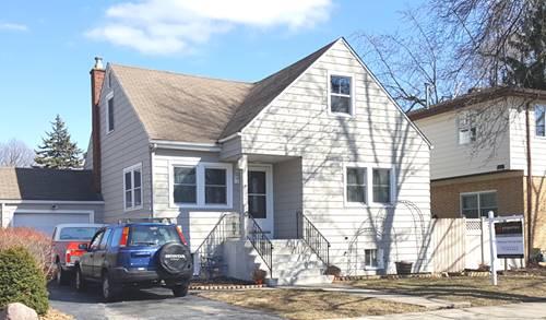9141 S 54th, Oak Lawn, IL 60453