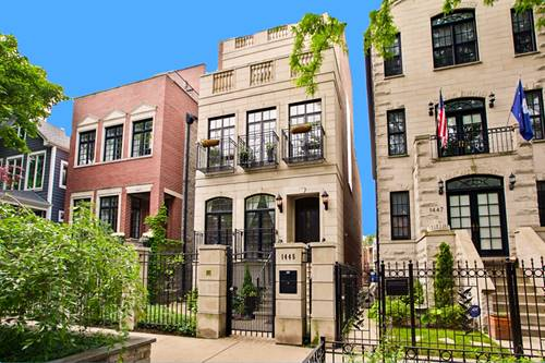 1445 W Wolfram, Chicago, IL 60657 Lakeview