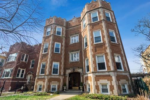 4922 N Rockwell Unit 3S, Chicago, IL 60625 Ravenswood