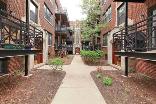 1133 W Grace Unit G, Chicago, IL 60613 Lakeview