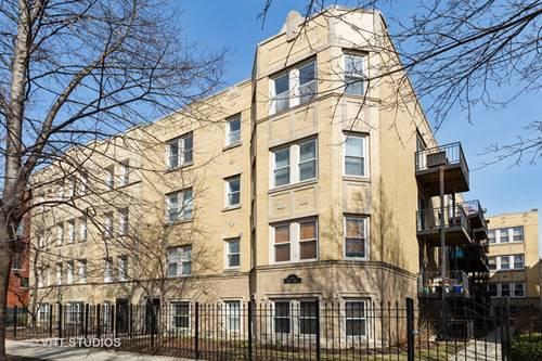 1256 W Winona Unit 3D, Chicago, IL 60640 Uptown