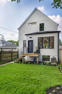 1847 W Cornelia, Chicago, IL 60657 Roscoe Village