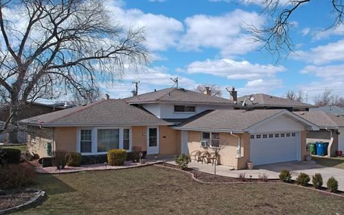 9732 S Keeler, Oak Lawn, IL 60453