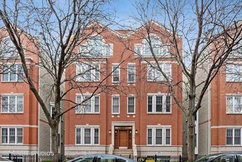 1310 W Fletcher Unit 3E, Chicago, IL 60657 Lakeview
