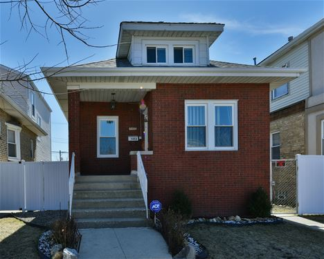 7453 W Addison, Chicago, IL 60634 Belmont Heights