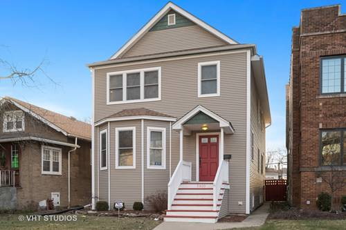 3810 N Kenneth, Chicago, IL 60641 Old Irving Park