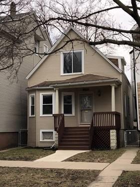 2435 W Berteau, Chicago, IL 60618 Northcenter
