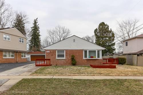 10025 Harnew, Oak Lawn, IL 60453