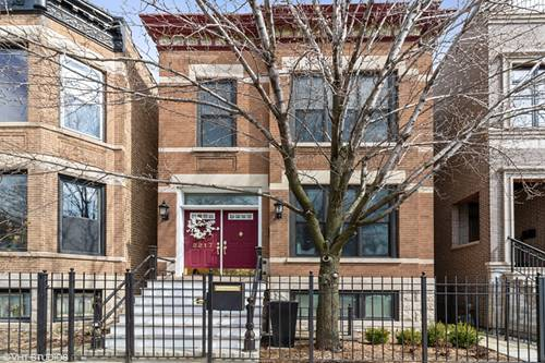 2217 N Southport, Chicago, IL 60614 Lincoln Park