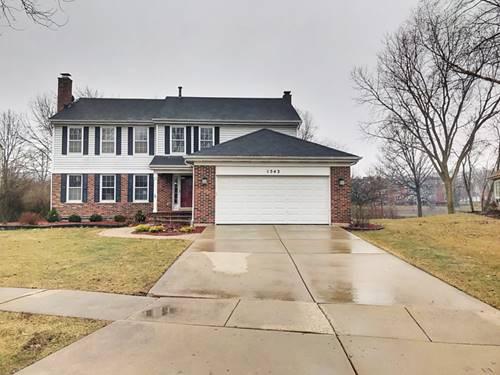 1543 W Edgewater, Palatine, IL 60067