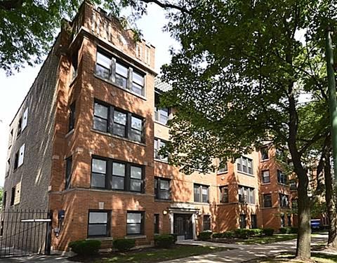 4812 N Hoyne Unit 4, Chicago, IL 60625
