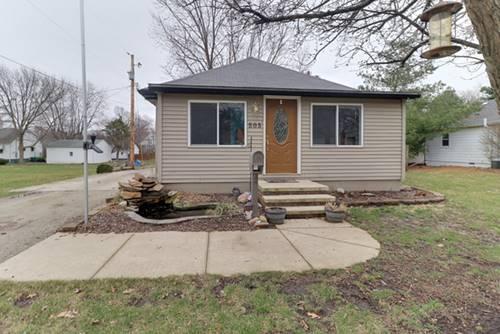 505 N Pearl, Leroy, IL 61752