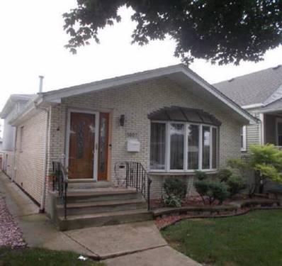 5807 S Mcvicker, Chicago, IL 60638 Garfield Ridge