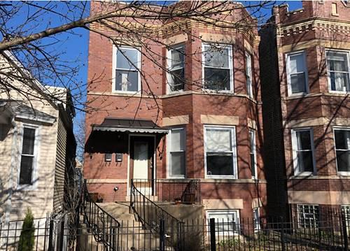 2825 N Whipple, Chicago, IL 60618 Avondale