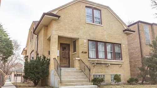 2745 W Greenleaf, Chicago, IL 60645 West Ridge