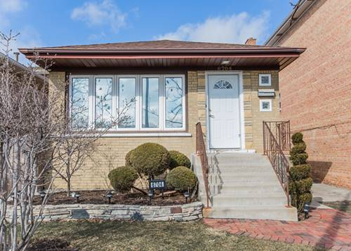 6704 W 63rd, Chicago, IL 60638 Clearing West