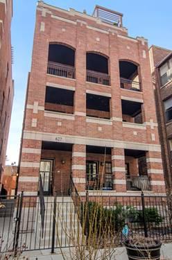 627 W Buckingham Unit 2, Chicago, IL 60657 Lakeview
