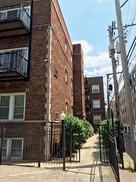 519 W Deming Unit 1S, Chicago, IL 60657 Lincoln Park
