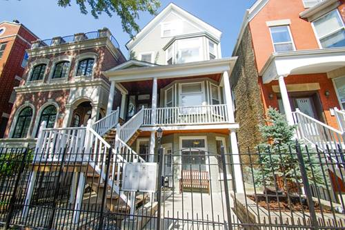 1538 W George Unit 1, Chicago, IL 60657 Lakeview