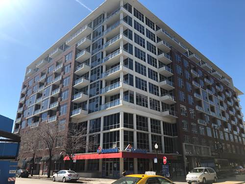 901 W Madison Unit 712, Chicago, IL 60607 West Loop
