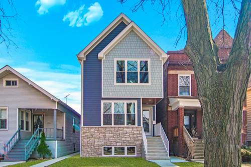 4137 N Lawndale, Chicago, IL 60618 Irving Park