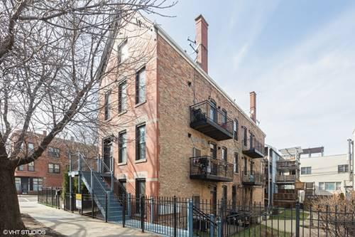 1920 W Dickens Unit 2F, Chicago, IL 60614 Bucktown