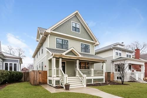 1122 Wisconsin, Oak Park, IL 60304