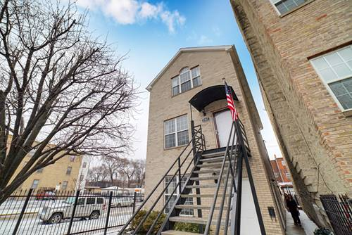 1457 N Rockwell, Chicago, IL 60622 Humboldt Park
