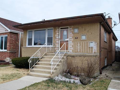 5031 S La Crosse, Chicago, IL 60638